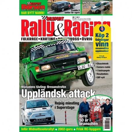 Bilsport Rally&Racing nr 7 2011