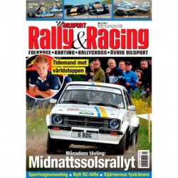 Bilsport Rally&Racing nr 9 2011