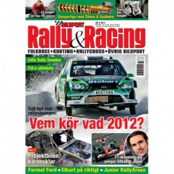 Bilsport Rally&Racing nr 2 2012
