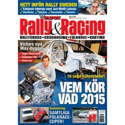 Bilsport Rally&Racing nr 2 2015