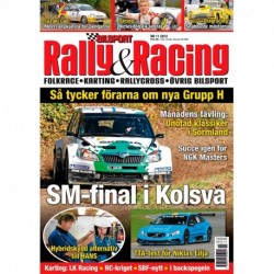 Bilsport Rally&Racing nr 11 2012