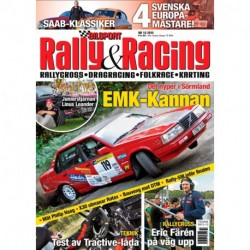 Bilsport Rally&Racing nr 10 2015