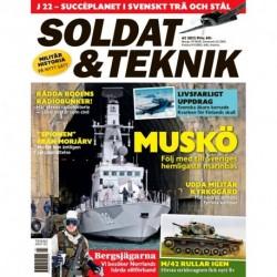 Soldat & Teknik nr 2 2012