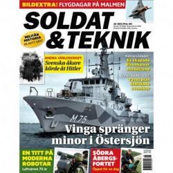 Soldat & Teknik nr 5 2012