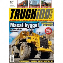 Trucking Scandinavia nr 12 2009