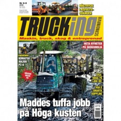 Trucking Scandinavia nr 8 2008
