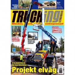 Trucking Scandinavia nr 5 2016
