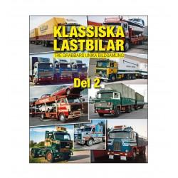 Boken Klassiska Lastbilar, del 2