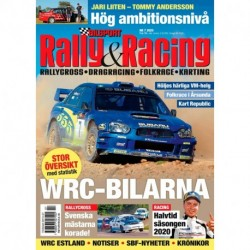 Bilsport Rally & Racing nr 7 2020