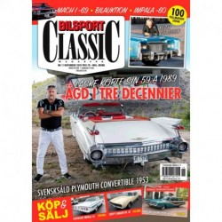 Bilsport Classic nr 11 2020