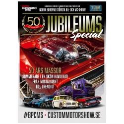 Jubileumstidning Bilsport Performance & Custom Motor Show