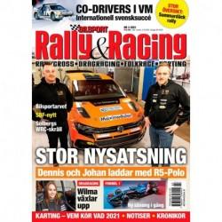 Bilsport Rally & Racing nr 3 2021