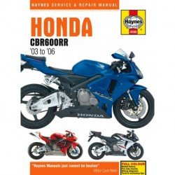 Honda CBR600RR 2003 - 2006