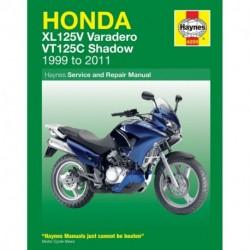 Honda XL125V & VT125C 1999 - 2011