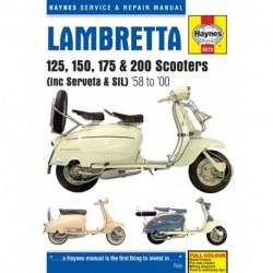 Lambretta Scooters 1958 - 2000