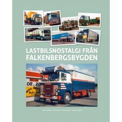 Boken Klassiska Lastbilar, del 3 - Lastbilsnostalgi från Falkenbergsbygden