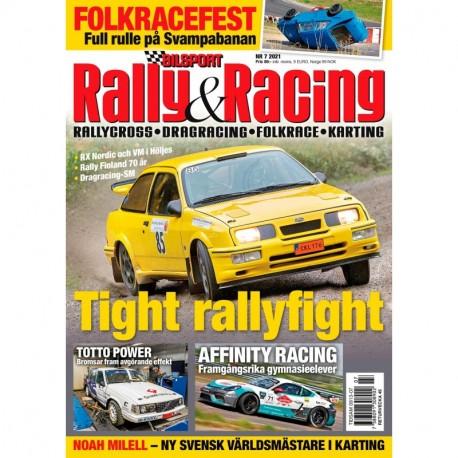 Bilsport Rally & Racing nr 7 2021