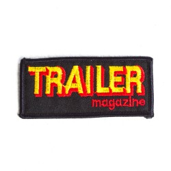 Tygmärke Trailer