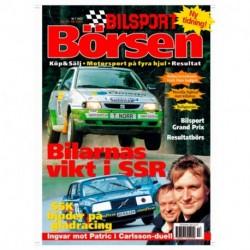 Bilsport Börsen nr 7  2002