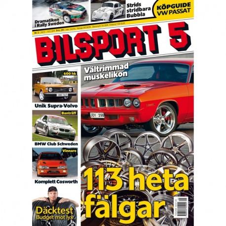Bilsport nr 5 2011