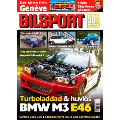 Bilsport nr 7 2012