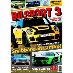 Bilsport nr 3 2011