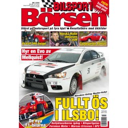 Bilsport Börsen nr 3 2010