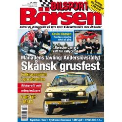 Bilsport Börsen nr 6 2010