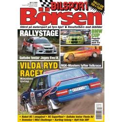 Bilsport Börsen nr 12 2009