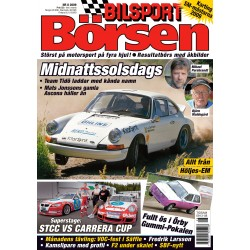 Bilsport Börsen nr 8 2009