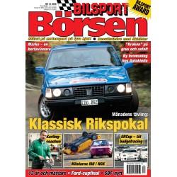 Bilsport Börsen nr 12 2008