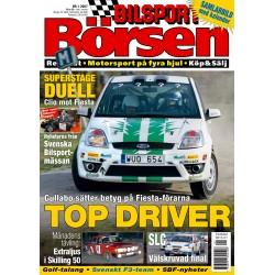 Bilsport Börsen nr 1 2007