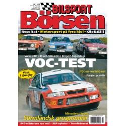 Bilsport Börsen nr 7 2006