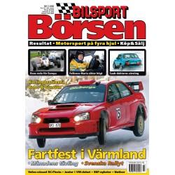 Bilsport Börsen nr 3 2006
