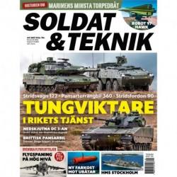 Soldat & Teknik nr 4 2017